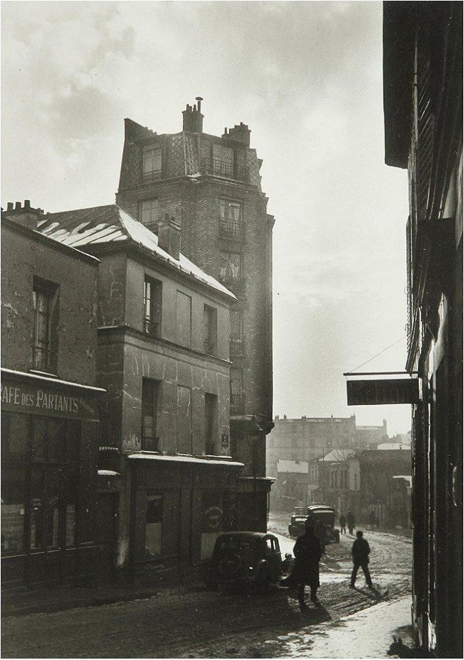 1948. Рю де Партан, Париж