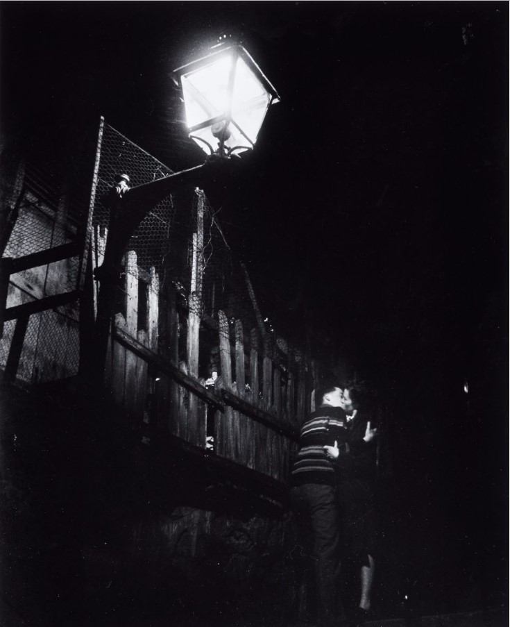 1947. Рю Жюльена Лакруа, Менильмонтан. Париж