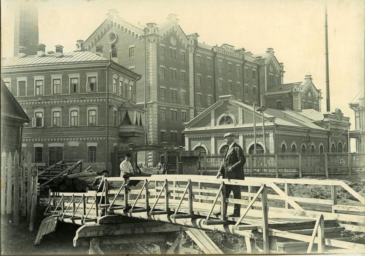 Фото А.Бренинга. 1910-1912