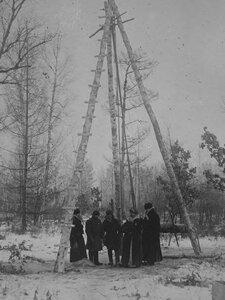 Бурение и постройка колодцев в городе Свободном в 1911