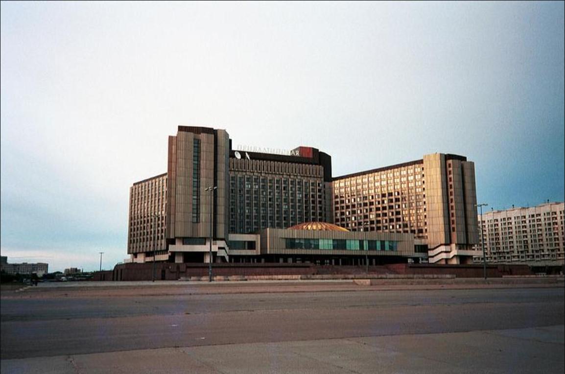 Гостиница Прибалтийская