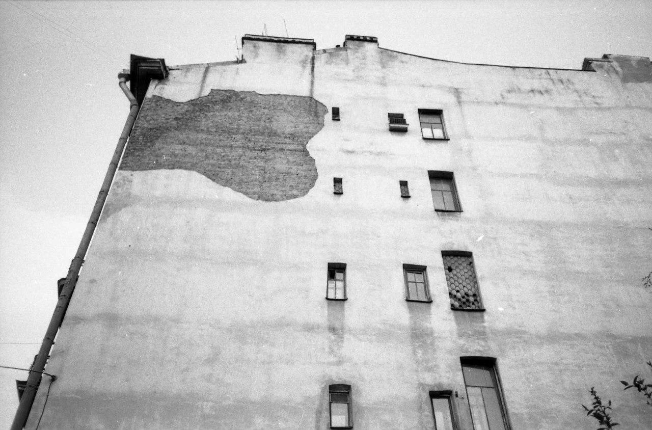 26. Петроградская. 1970-е