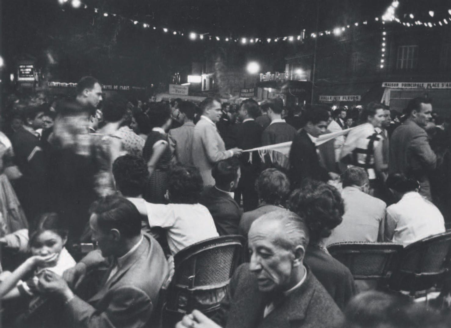 1955. Празднование 14 июля