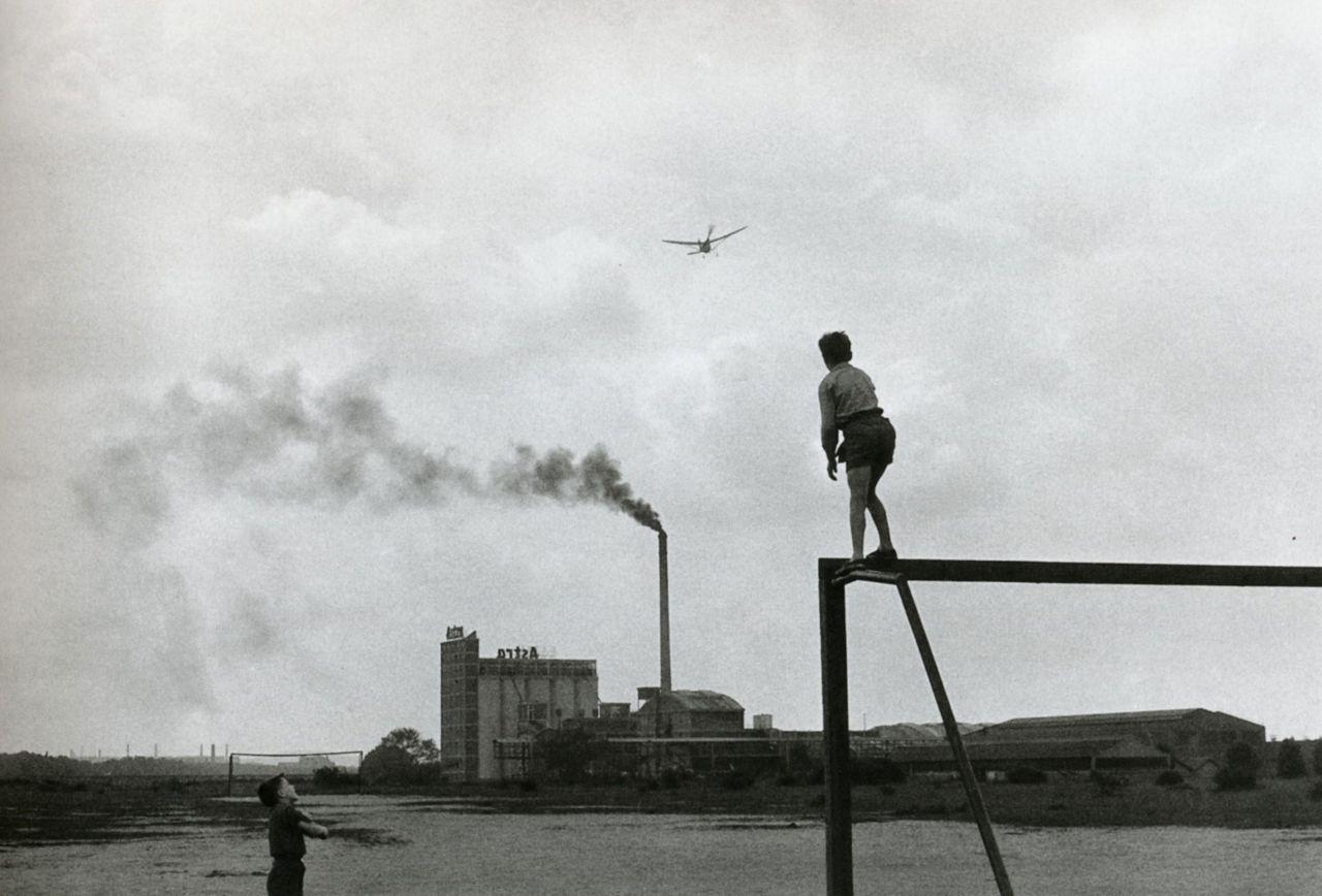 1948. Л'Иль-Сен-Дени к северу от Парижа