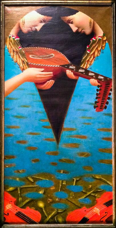 Музыка на воде. 2011.