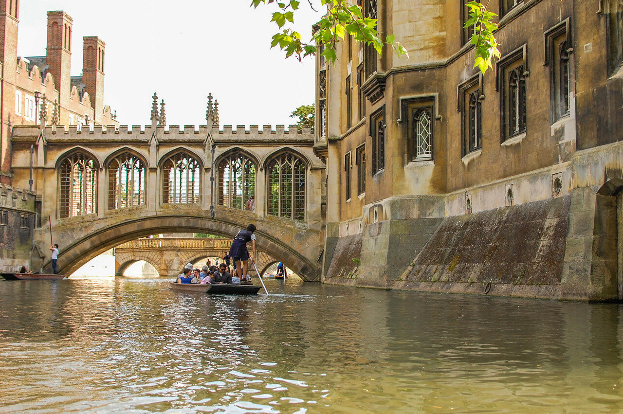 River Cam in Cambridge..jpg