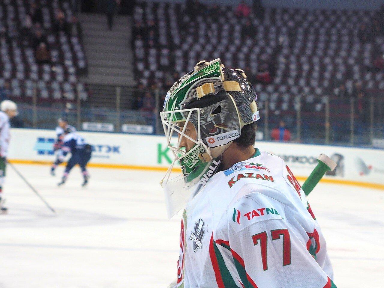 17 Первая игра финала плей-офф восточной конференции 2017 Металлург - АкБарс 24.03.2017