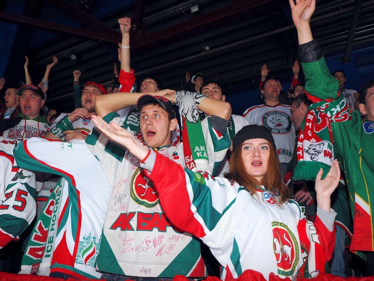62 Первая игра финала плей-офф восточной конференции 2017 Металлург - АкБарс 24.03.2017