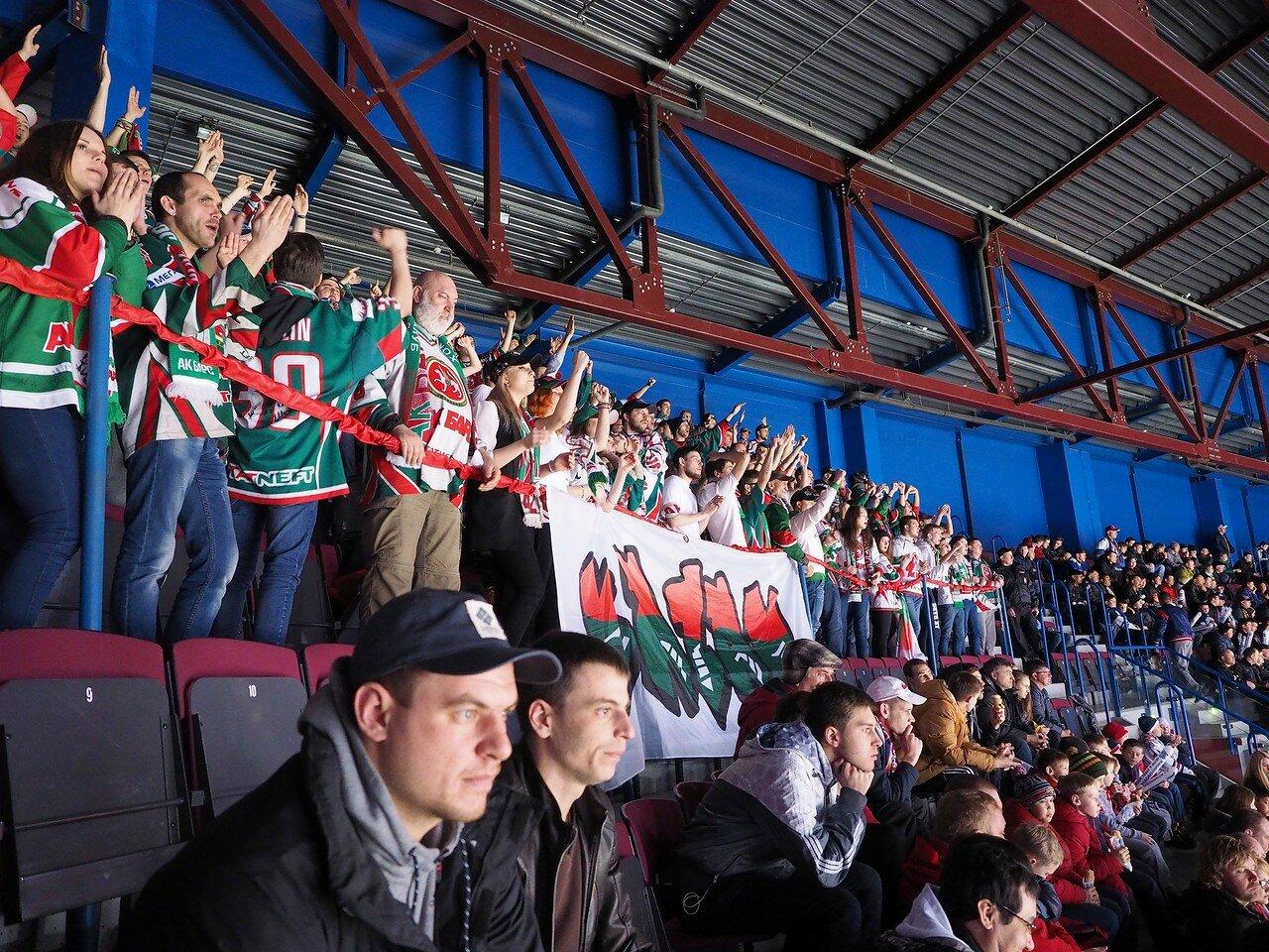 70 Первая игра финала плей-офф восточной конференции 2017 Металлург - АкБарс 24.03.2017