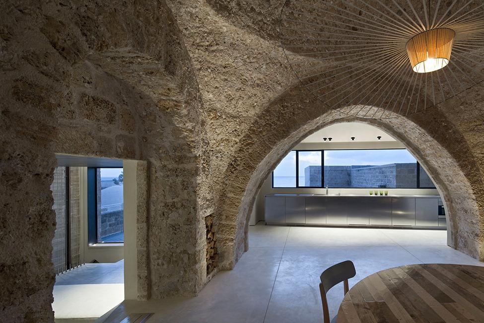 Каменный дом в Израиле