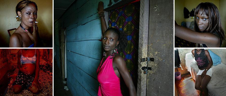 Ангелы смерти: бордели Нигерии с ВИЧ-инфицированными проститутками