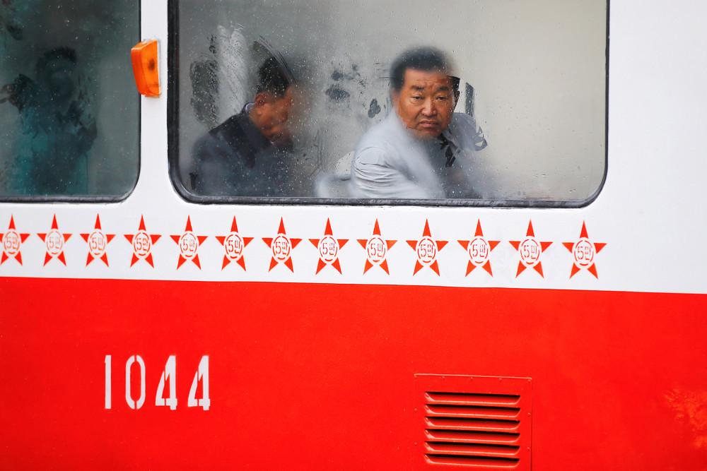 Фото повседневной жизни в Северной Корее