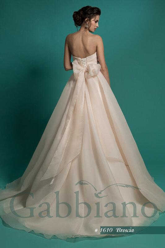 Свадебное платье Брессия
