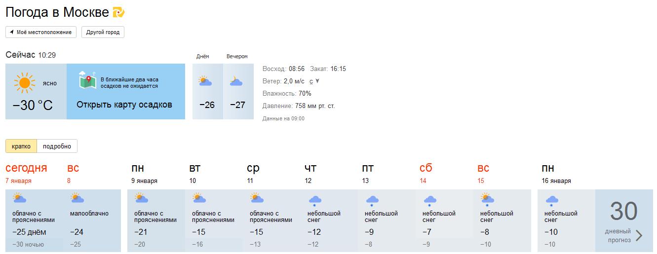 GISMETEORU Погода в Москве на месяц Прогноз погоды