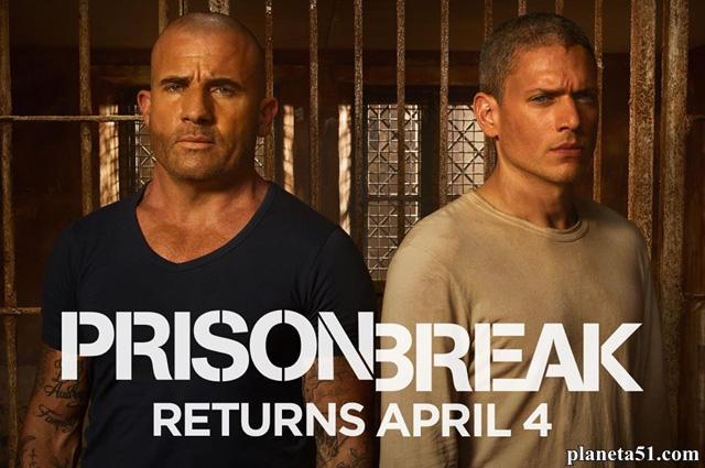 Побег: Продолжение (1 сезон: 1-9 серии из 9) / Prison Break: Sequel / 2017 / ПМ (LostFilm) / WEB-DLRip + WEB-DL (720p)