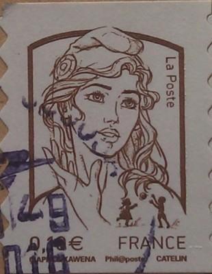 франция женщ шокол 0.10