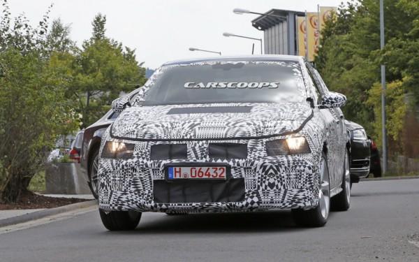 «Заряженный» Volkswagen Polo GTI получит модернизированный мотор