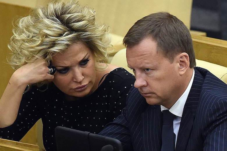 Максакова неполучит оцененное в1 млрд рублей наследство Вороненкова