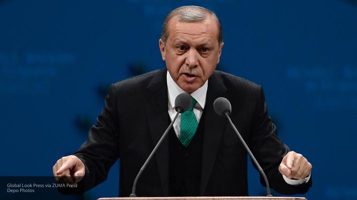 Эрдоган: Россия иСША были предупреждены обударах покурдам вИраке