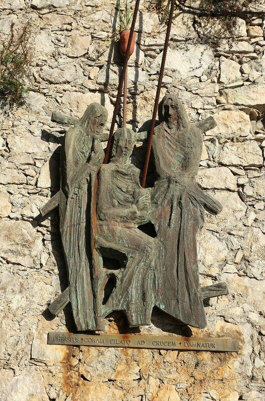 Таормина. Крестный путь (Via Crucis)