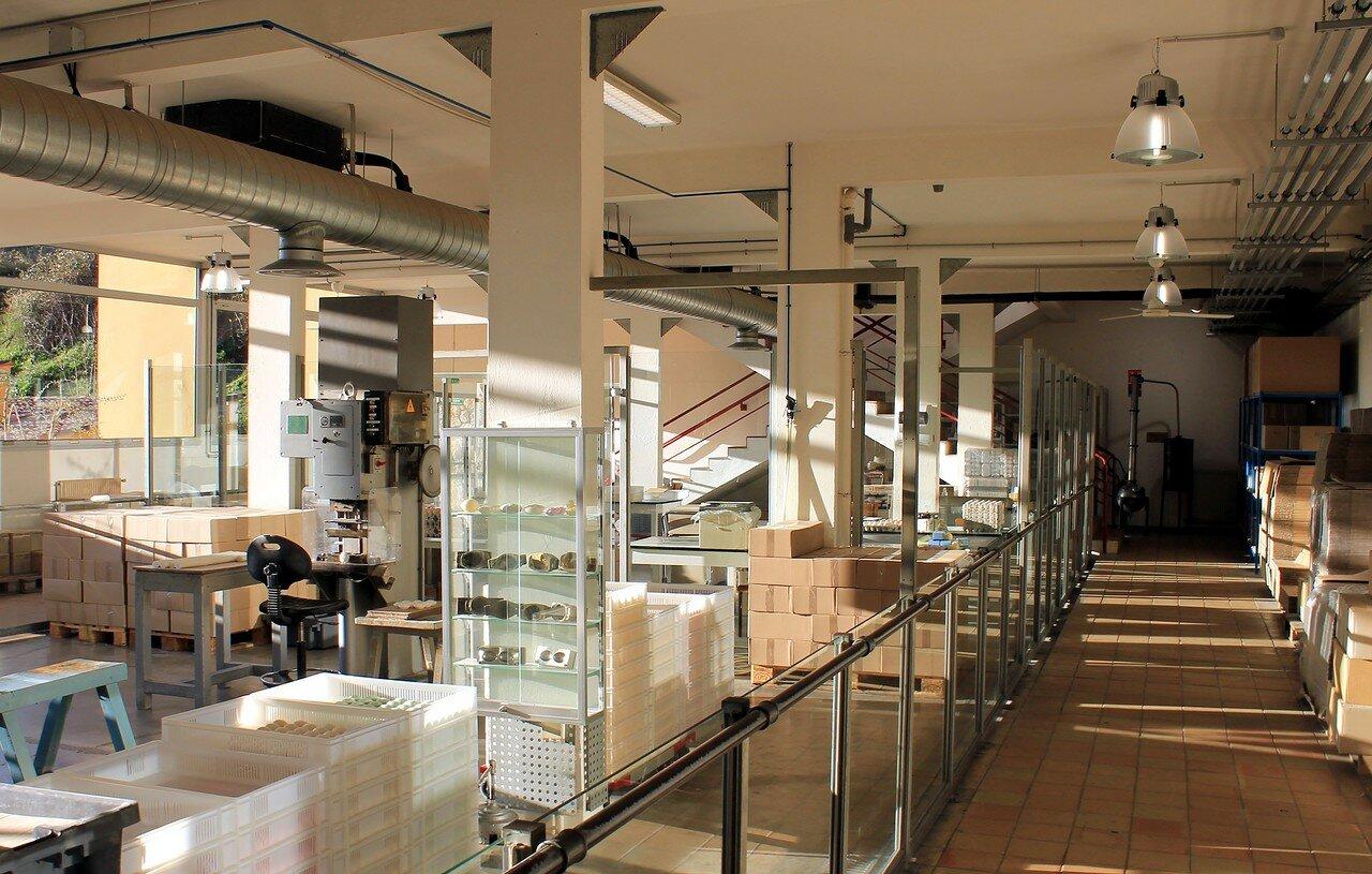 Fargonard laboratory in Eze
