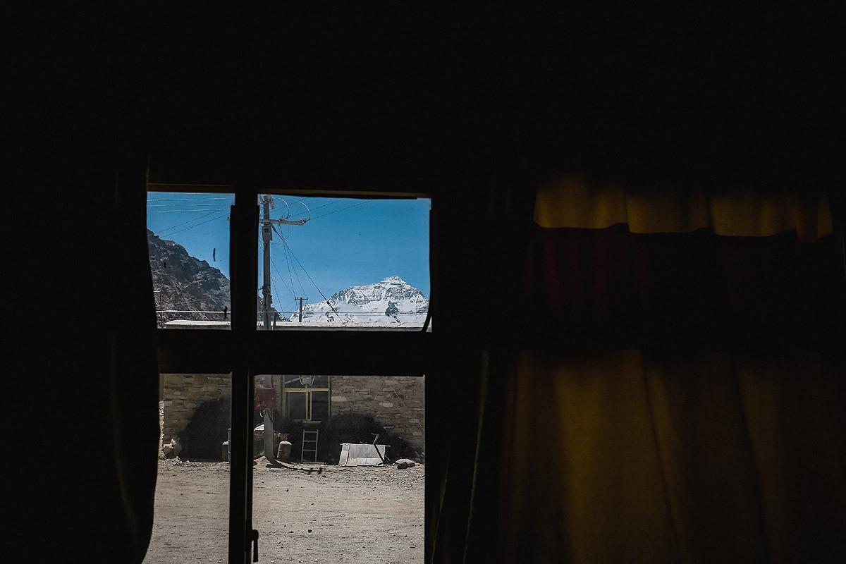 18. Вид из нашей комнаты.