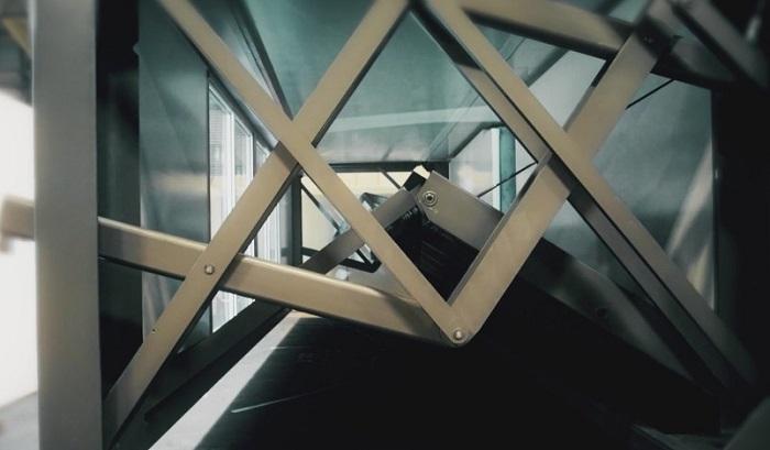 Стоит дом-гармошка от 130 тысяч долларов Такая инновационная технология позволяет создавать новые во