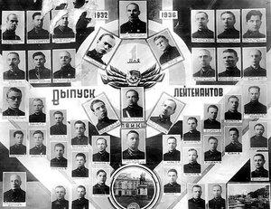 Ленинградская ООКВИШ им. Коминтерна. 1936 г.