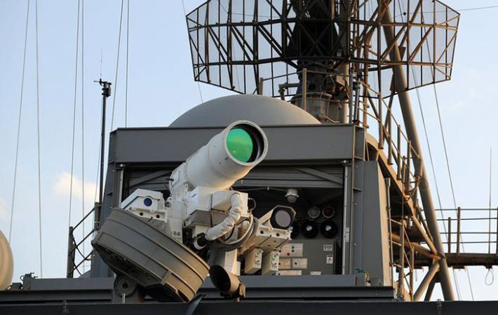 Англия выделила средства насоздание лазерного оружия