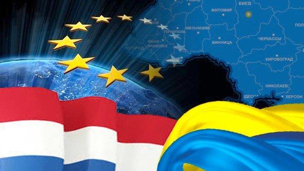 Нидерланды подсчитали выгоду отсвободной торговли с государством Украина