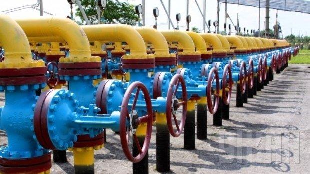 Запасы газа наУкраине снижаются. Надежность транзита под вопросом