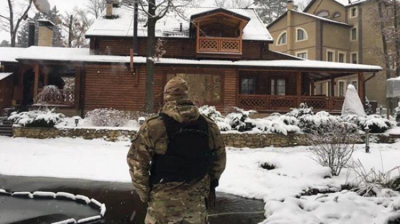 СБУ изъяли крупную партию «Боярышника» русского производства вЗапорожье