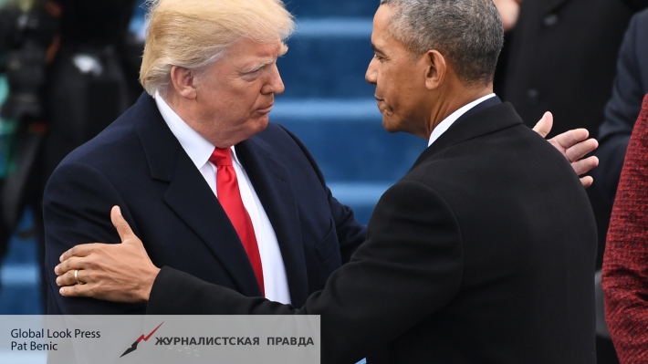 «Ядовитый сюрприз» отОбамы вполне может стать первопричиной свержения Дональда Трампа