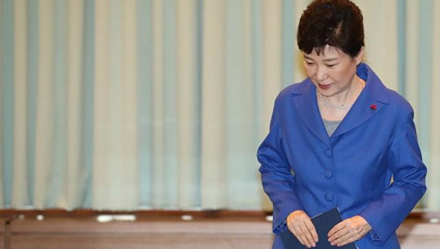 Стала известна реальная  дата досрочных выборов президента Южной Кореи