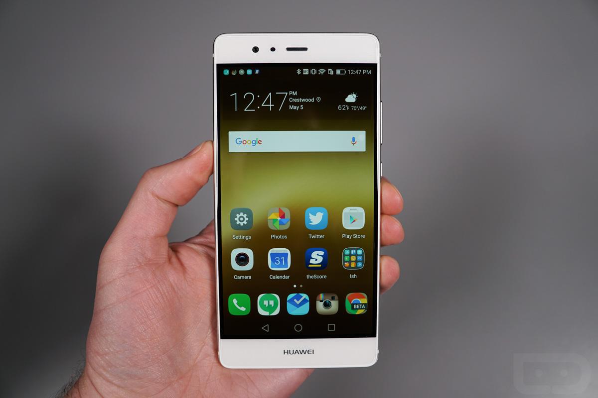 Huawei уже тестирует андроид OнаMate 9