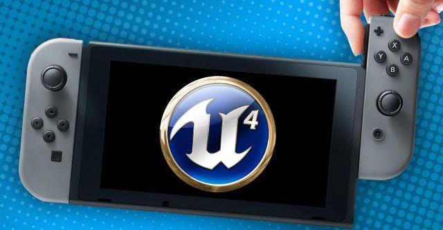 ВЯпонии разрабатывают 20 игр для Nintendo Switch наUnreal Engine 4