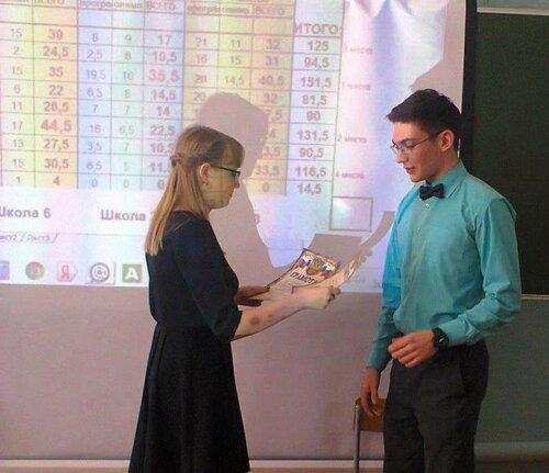 Математическая олимпиада в Куйбышеве