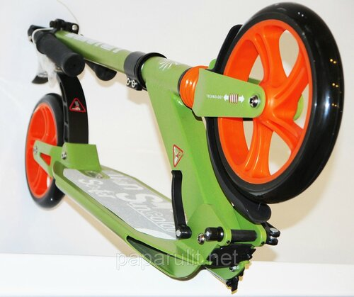 Самокат с амортизаторами Urban Scooter SKL-03