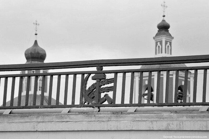 Просп Мира. Рижская эстакада. 25.06.17.01чб..jpg