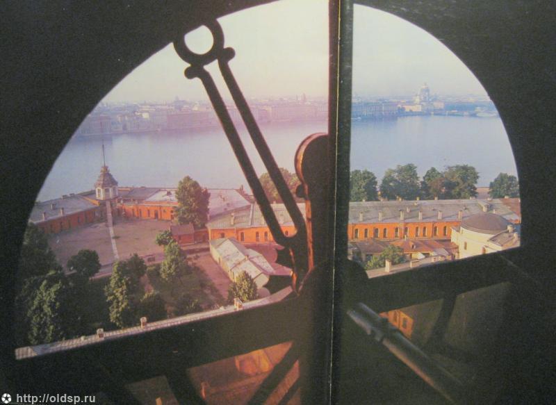 1978 Часы Петропавловского собора.jpg