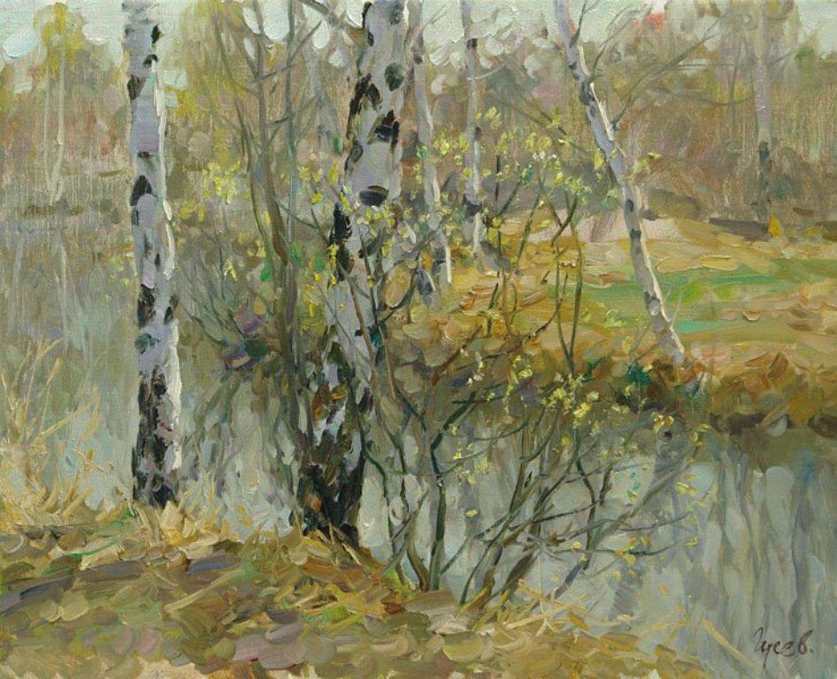 5-Gusev Vladimir spring on the river.jpg