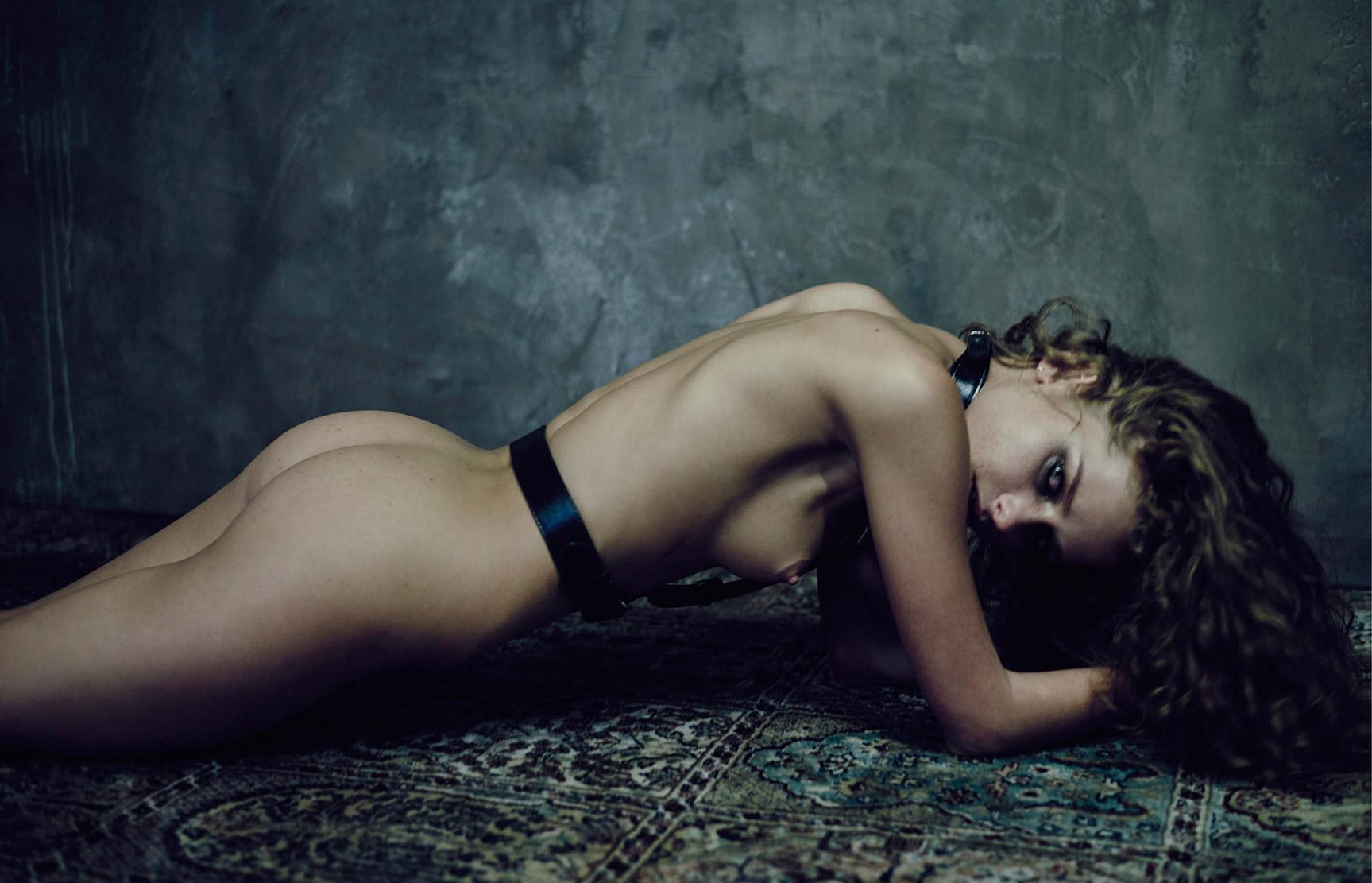 Юлия Ярошенко / Julia Yaroshenko by Nicolas Guerin - P magazine