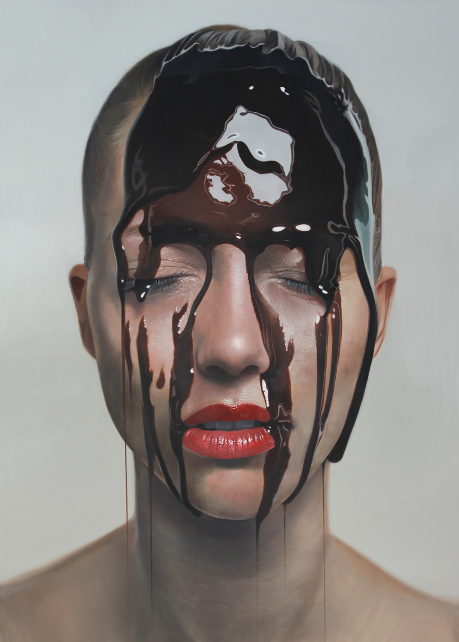 Paintings by Mike Dargas