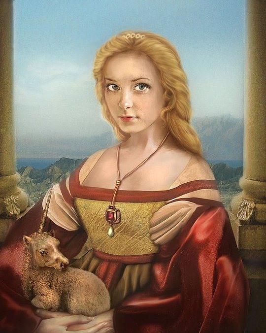 Beautiful Digital Illustrations by Lilia Osipova