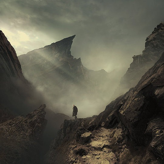 Awesome Landscape Photo Manipulations by Michal Karcz