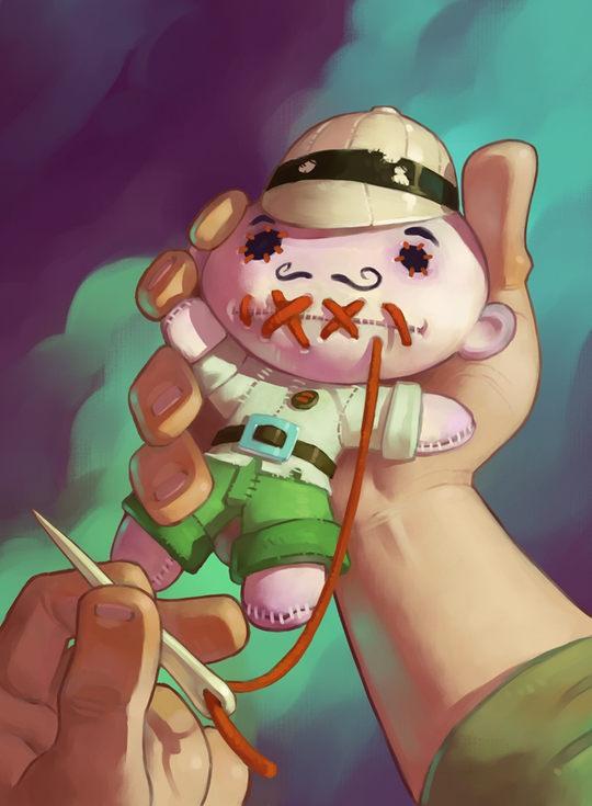 Brilliant Art by Naiiade