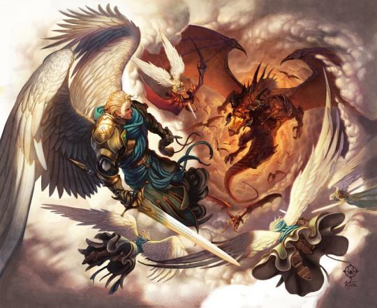 Fantasy Illustrations by Wes Talbott