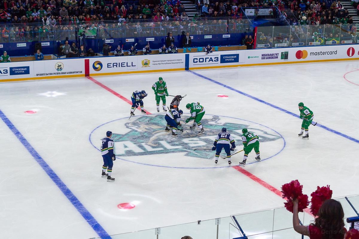 Матч Звёзд КХЛ 2017 фото 18