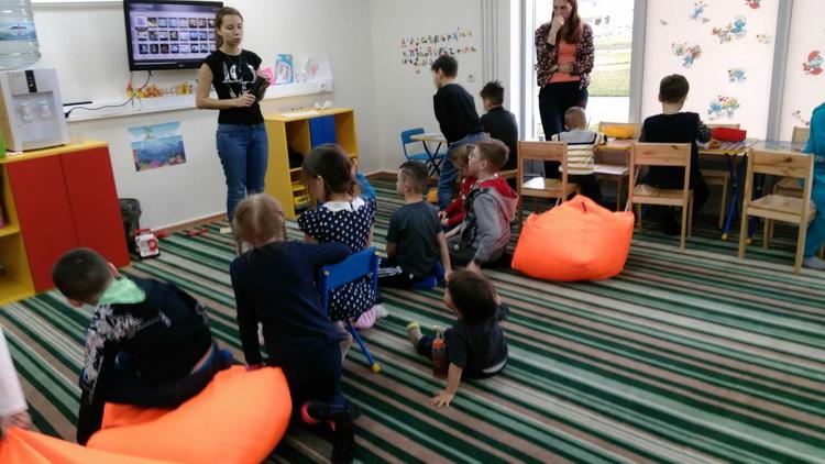 Детский клуб Сочи парк отель
