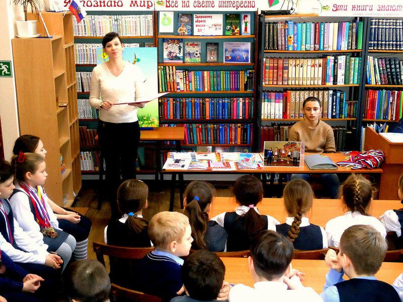 Встреча в библиотеке 004